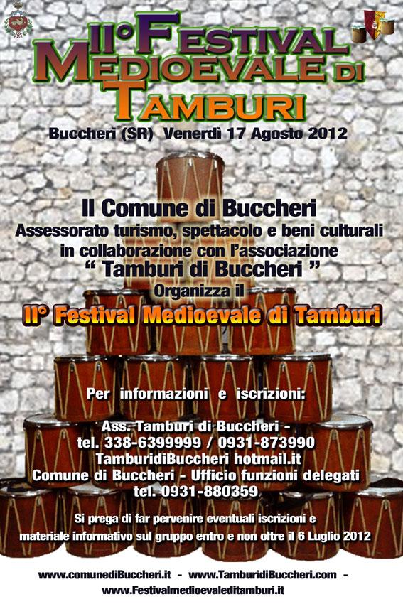 festival tamburi